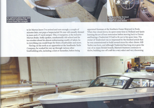 MB Yachts - magazine 3